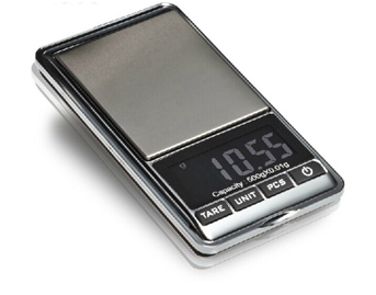 Stainless steel Digital Jewelry Pocket Scale 1