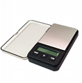 Digital Pocket Scale with Green Backlight 200g*0.01g 1