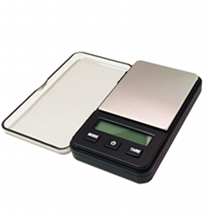 Digital Pocket Scale with Green Backlight 200g*0.01g