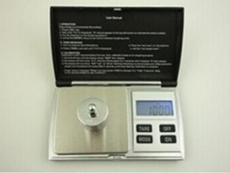 Electronic Digital Jewelry Balance Pocket Scale 2