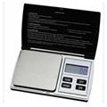 Electronic Digital Jewelry Balance Pocket Scale 3