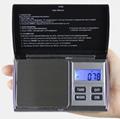 Electronic Digital Jewelry Balance Pocket Scale 4