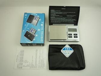 Electronic Digital Jewelry Balance Pocket Scale 5