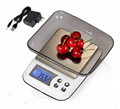 Pocket Scale Kitchen Food Scale with