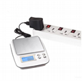 Pocket Scale Kitchen Food Scale with Adapter