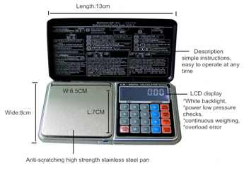Digital Price Computing Scale 5
