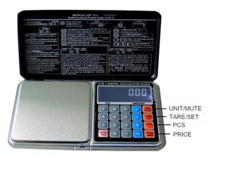 Digital Price Computing Scale 7