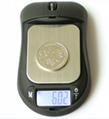 Mouse shaped 100g/ 0.01g Digital Pocket Scale