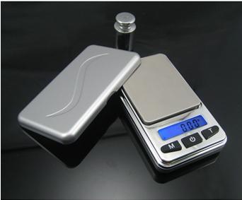 Mini Pocket Scale 1
