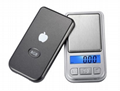 200g*0.01g Digital Pocket Weighing Scale