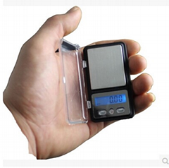 Mini Pocket Scale 100g and 200g