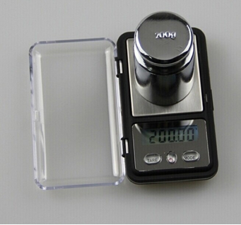 Mini Pocket Scale 100g and 200g 2