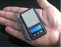 Mini Pocket Scale 100g and 200g 3