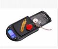 500g/0.1g Digital pocket scale with blue backlight 2