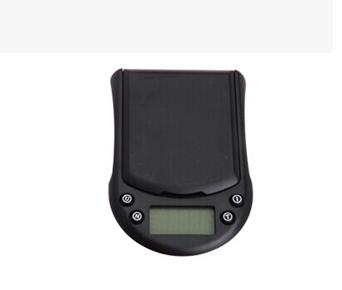 500g/0.1g Digital pocket scale with blue backlight 3