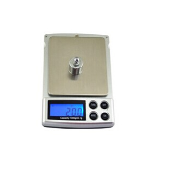 LCD display pocket scale 3
