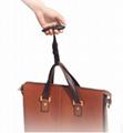40kg*100g mini portable luggage scale 1