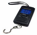 Haning portable digial fishing scale