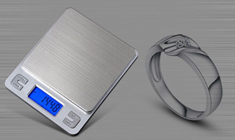 PCS Counting Digital Kitchen Pocket Scale 5
