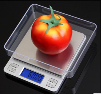 PCS Counting Digital Kitchen Pocket Scale 6