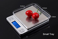 PCS Counting Digital Kitchen Pocket Scale 7