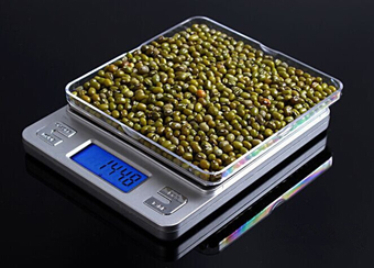 PCS Counting Digital Kitchen Pocket Scale 8