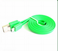 Micro usb cable with TPE material  2