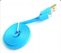 Micro usb cable with TPE material  5