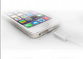 Smart magnetic usb charging cable for