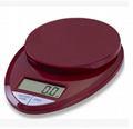 Digital herb Scale 5kg Weigh kitchen scale