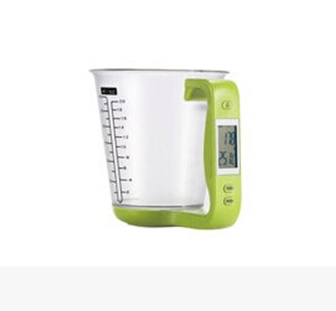 Electronic digital measuring cup kitchen scale 1