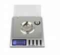 High precision jewelry scale 0.001g/20g 4
