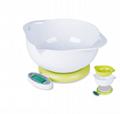 New design 5kg*1g electronic digital kitchen scale