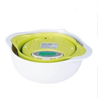 New design 5kg*1g electronic digital kitchen scale 6