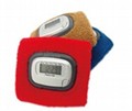 Wrister pedometer watch