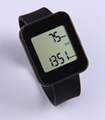 Audio Jack Pedometer Watch
