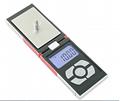Cigarette case shape Digital Pocket Scale 3