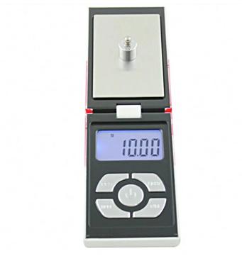 Cigarette case shape Digital Pocket Scale 5