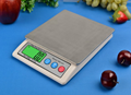 3kg*0.1g  6kg*0.1g  10kg*1g Kitchen Scale