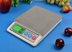 3kg*0.1g  6kg*0.1g  10kg*1g Kitchen Scale