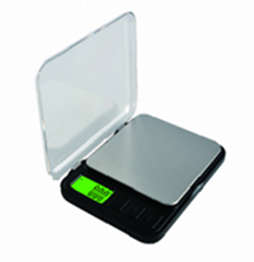 600g*0.01g  4kg*0.1g Kitchen Pocket Scale