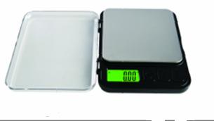 600g*0.01g  4kg*0.1g Kitchen Pocket Scale 3