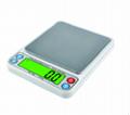 600g*0.01g  6kg*0.1g Kitchen Pocket Scale
