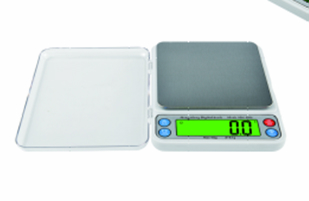 600g*0.01g  6kg*0.1g Kitchen Pocket Scale 2