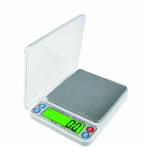 600g*0.01g  6kg*0.1g Kitchen Pocket Scale 3