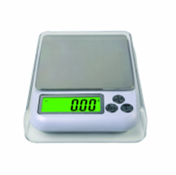 6kg*0.1g and 600g*0.01g Scale 3