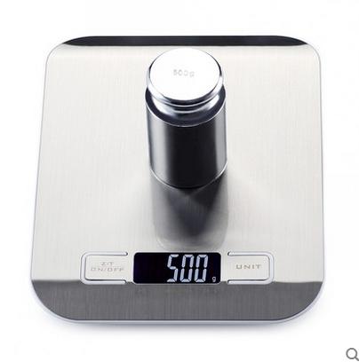 5kg*1g Electronic Digital Kitchen Scale 1