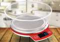 Kitchen scale with 1.88L bowl 1