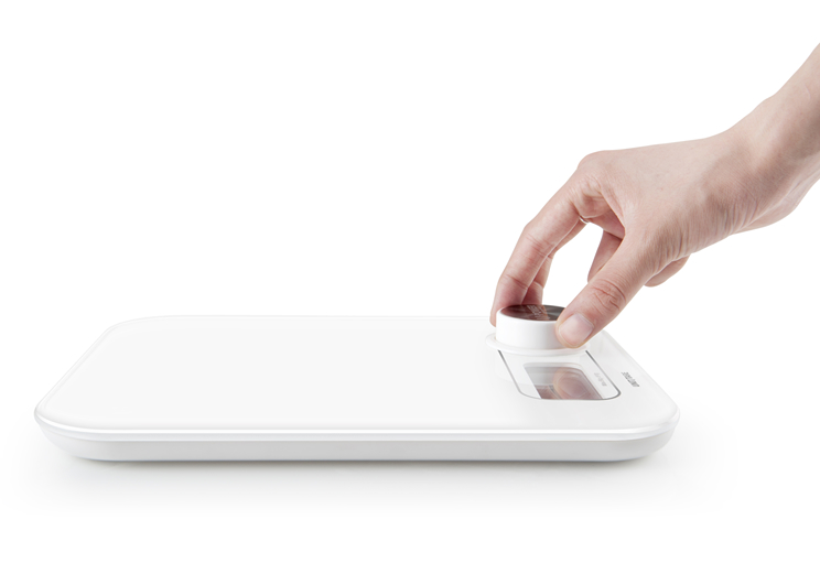 New Kitchen Scale-Battery free 4