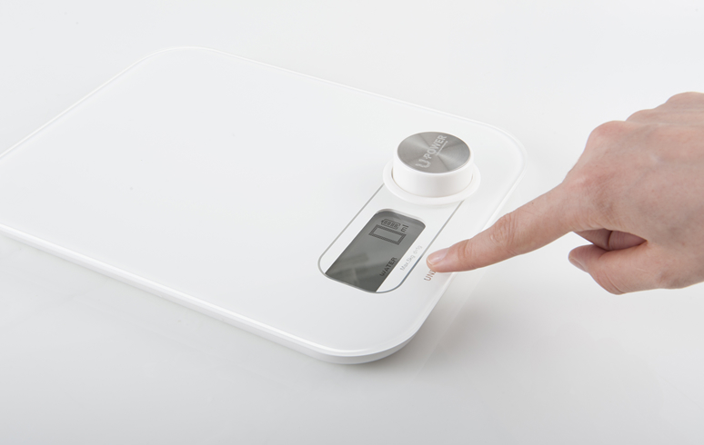 New Kitchen Scale-Battery free 6